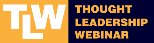 Thought Leadership Webinars